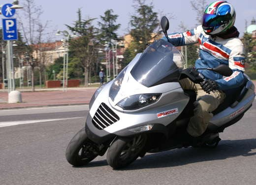 Piaggio Mp3 – Test Ride - Foto 35 di 68