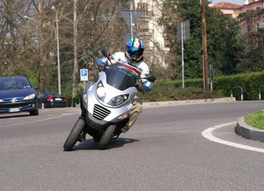 Piaggio Mp3 – Test Ride - Foto 37 di 68