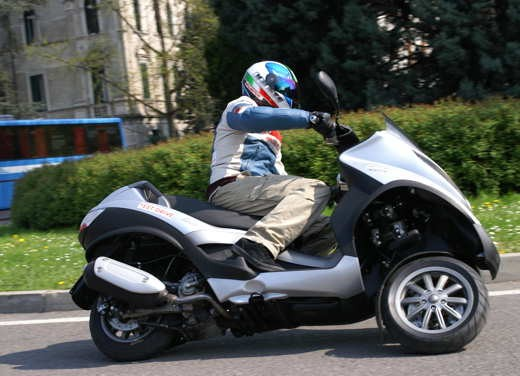Piaggio Mp3 – Test Ride - Foto 47 di 68