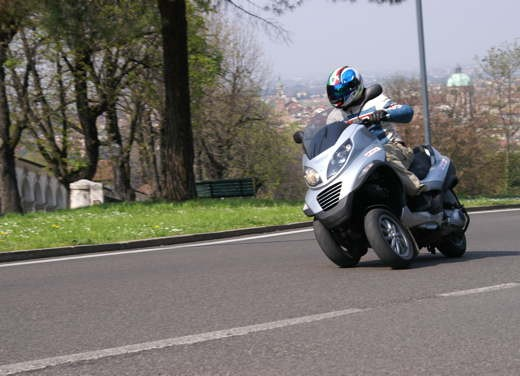 Piaggio Mp3 – Test Ride - Foto 48 di 68