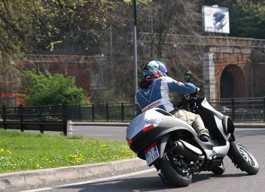 Piaggio Mp3 – Test Ride - Foto 49 di 68