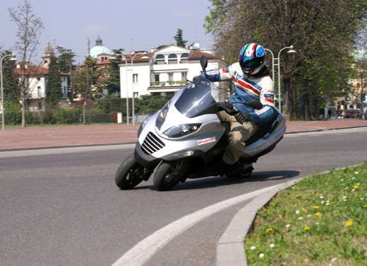 Piaggio Mp3 – Test Ride - Foto 53 di 68