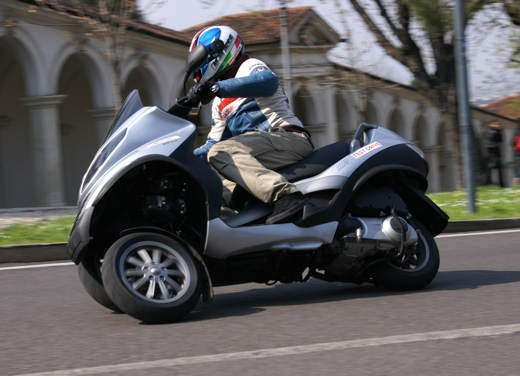 Piaggio Mp3 – Test Ride - Foto 54 di 68