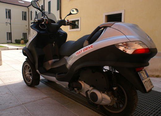 Piaggio Mp3 – Test Ride - Foto 58 di 68