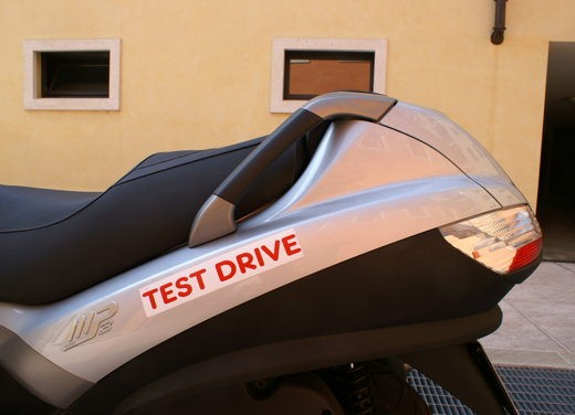 Piaggio Mp3 – Test Ride - Foto 62 di 68