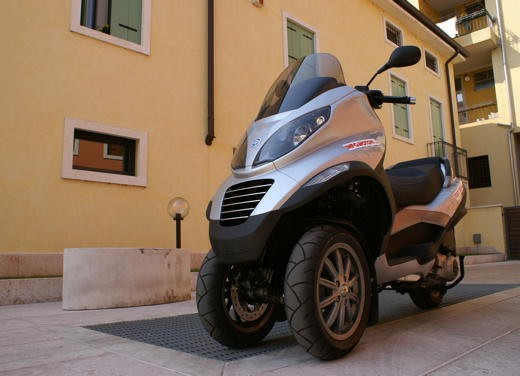 Piaggio Mp3 – Test Ride - Foto 64 di 68