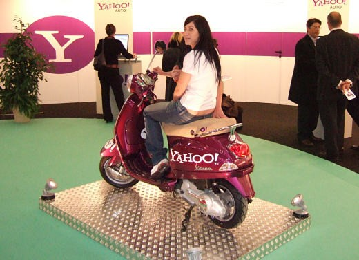 Vespa by Yahoo - Foto 8 di 12
