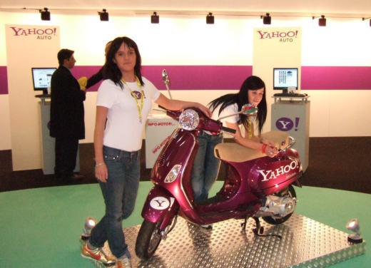 Vespa by Yahoo - Foto 9 di 12