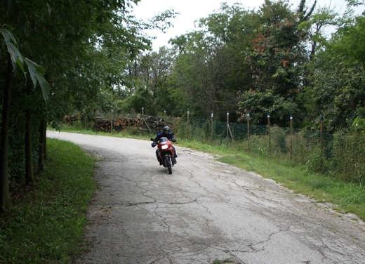 Honda Transalp XL 650 V – Test  Ride - Foto 6 di 25