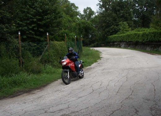 Honda Transalp XL 650 V – Test  Ride - Foto 7 di 25