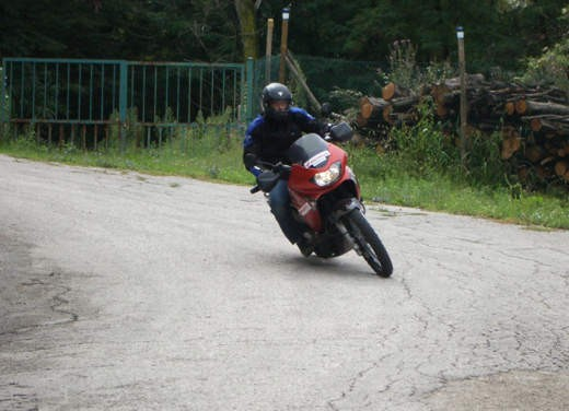 Honda Transalp XL 650 V – Test  Ride - Foto 10 di 25