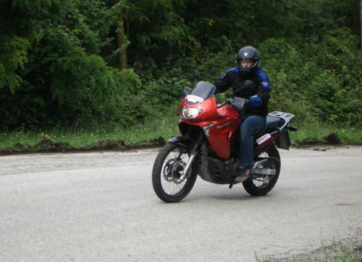 Honda Transalp XL 650 V – Test  Ride - Foto 12 di 25