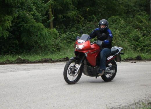 Honda Transalp XL 650 V – Test  Ride - Foto 12 di 25