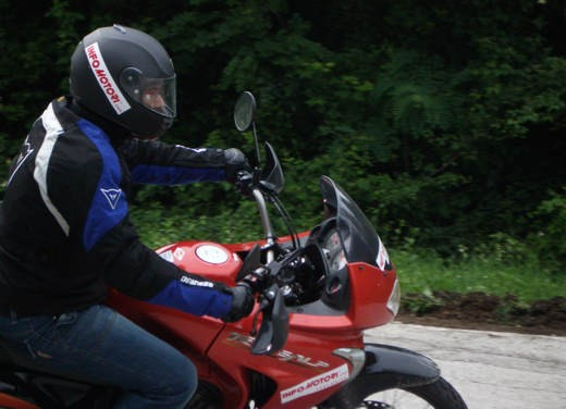 Honda Transalp XL 650 V – Test  Ride - Foto 13 di 25