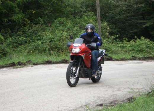Honda Transalp XL 650 V – Test  Ride - Foto 14 di 25