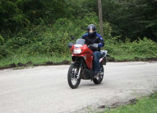 Honda Transalp XL 650 V – Test  Ride - Foto 14 di 25