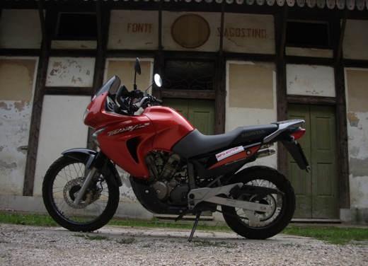 Honda Transalp XL 650 V – Test  Ride - Foto 18 di 25