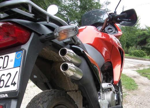 Honda Transalp XL 650 V – Test  Ride - Foto 21 di 25