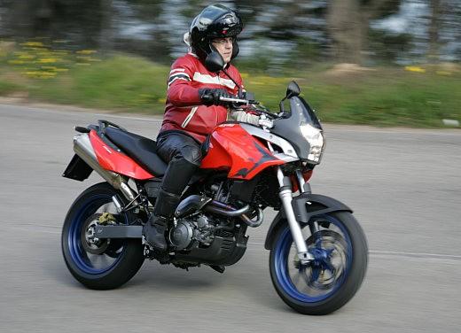 Aprilia Pegaso Strada – Test Ride - Foto 20 di 55
