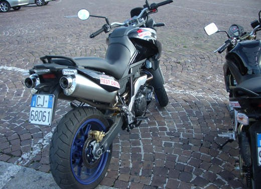 Aprilia Pegaso Strada – Test Ride - Foto 5 di 55