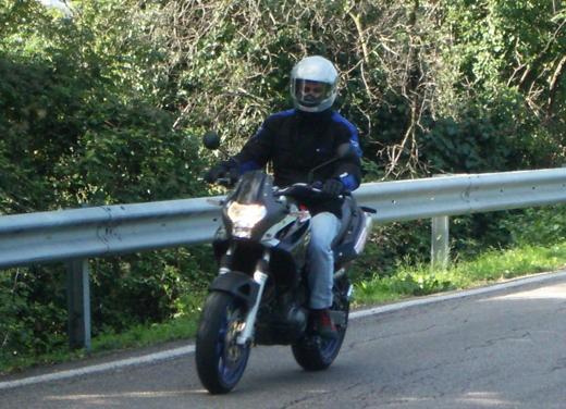Aprilia Pegaso Strada – Test Ride - Foto 10 di 55