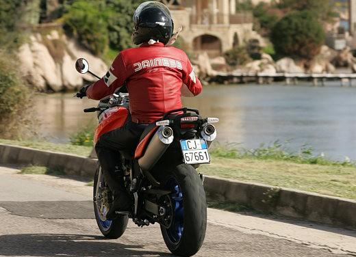 Aprilia Pegaso Strada – Test Ride - Foto 43 di 55