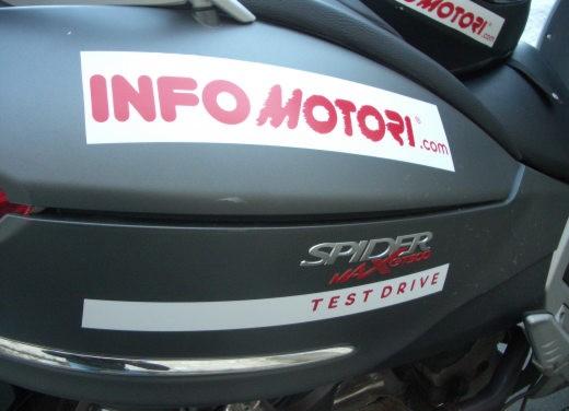 Malaguti SpyderMax GT 500 – Test Ride - Foto 16 di 20