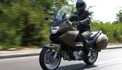 Honda Deauville – Test Ride