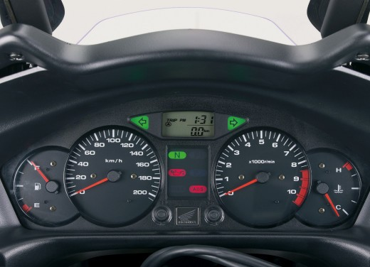 Honda Deauville – Test Ride - Foto 3 di 15