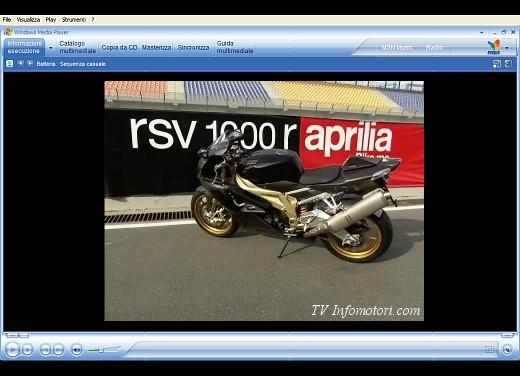 Video Aprilia RSV1000R - Foto  di