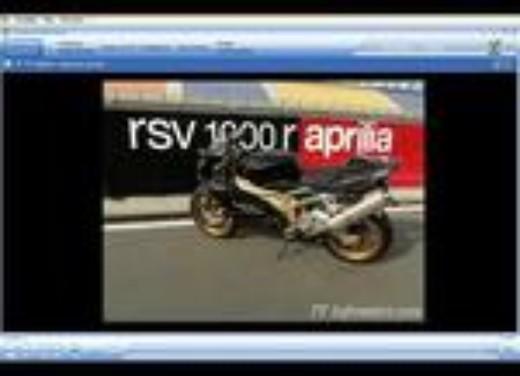 Aprilia RSV 1000 R e Factory – Video - Foto 3 di 10