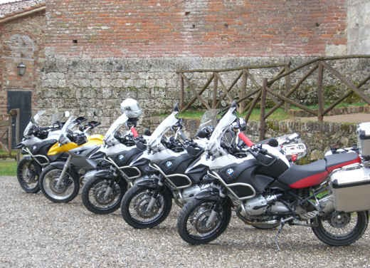 BMW R1200 GS Adventure – Test Ride