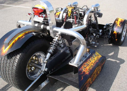 Martino Motor Kamikaze - Foto 4 di 13