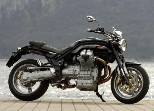 Moto Guzzi Griso 850 – Test Ride - Foto 5 di 19