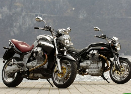 Moto Guzzi Griso 850 – Test Ride - Foto 6 di 19