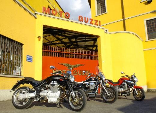 Moto Guzzi Griso 850 – Test Ride - Foto 7 di 19