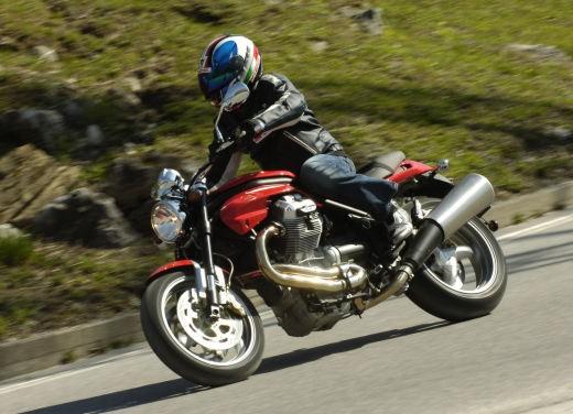 Moto Guzzi Griso 850 – Test Ride - Foto 8 di 19