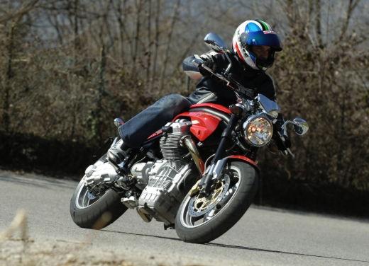 Moto Guzzi Griso 850 – Test Ride - Foto 9 di 19