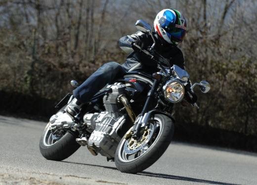 Moto Guzzi Griso 850 – Test Ride - Foto 10 di 19