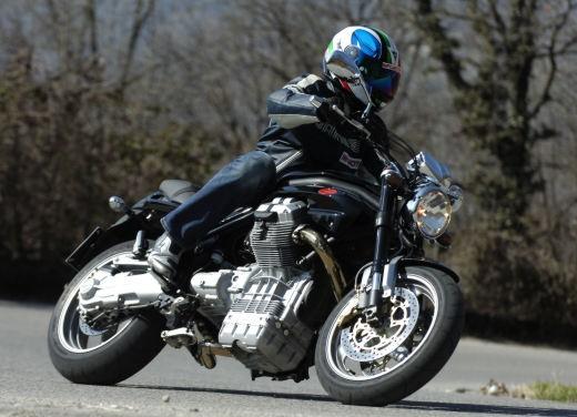 Moto Guzzi Griso 850 – Test Ride - Foto 11 di 19