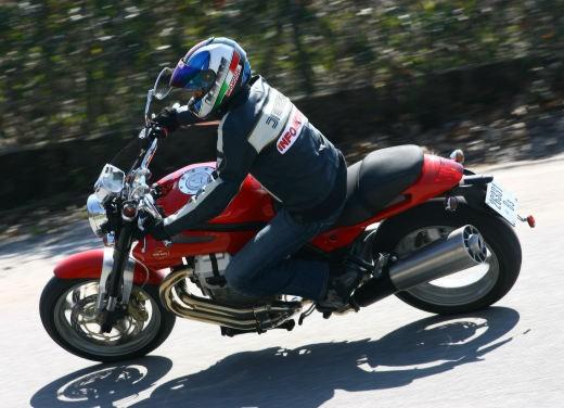 Moto Guzzi Griso 850 – Test Ride - Foto 12 di 19