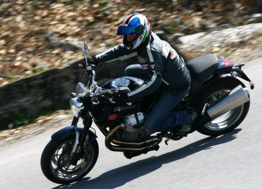 Moto Guzzi Griso 850 – Test Ride - Foto 14 di 19