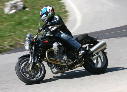 Moto Guzzi Griso 850 – Test Ride - Foto 15 di 19