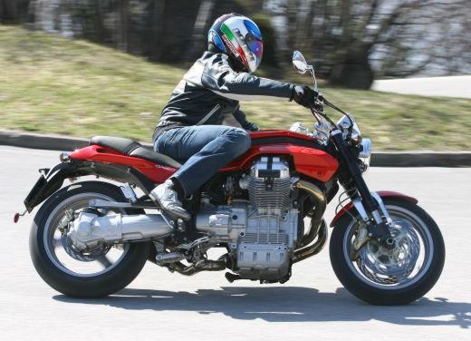 Moto Guzzi Griso 850 – Test Ride - Foto 16 di 19