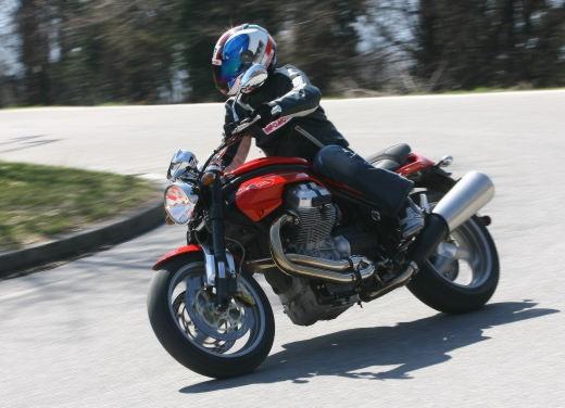 Moto Guzzi Griso 850 – Test Ride - Foto 17 di 19