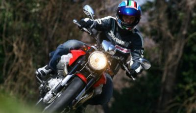 Moto Guzzi Griso 850 – Test Ride