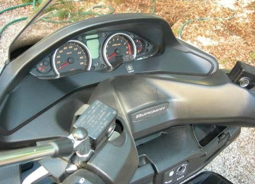 Suzuki Burgman 400 – Long Test