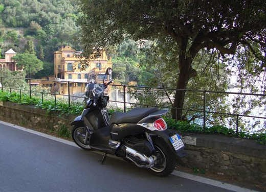 Aprilia Scarabeo 500 – Test Ride - Foto 15 di 17