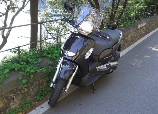 Aprilia Scarabeo 500 – Test Ride - Foto 16 di 17