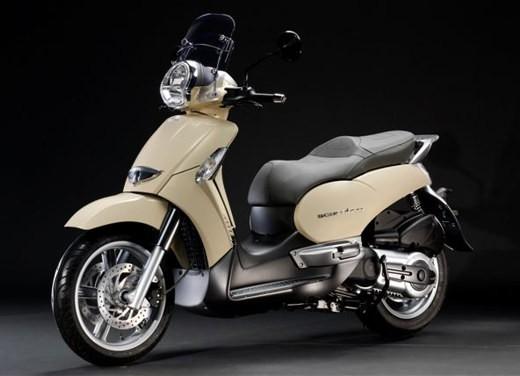 Aprilia Scarabeo 500 – Test Ride - Foto 8 di 17